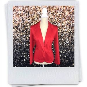 ✨NWOT✨ Metaphor Red Blazer MP